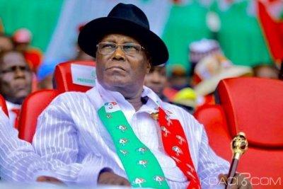 Nigeria : Atiku révèle des preuves de sa « victoire » à la présidentielle 2019