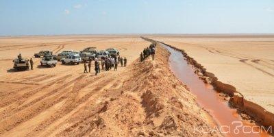 Libye- Tunisie: 13 diplomates européens dont des français arrêtés en possession d'armes à la frontière