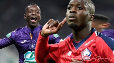 Côte d'Ivoire : Max Gradel sous le charme de son coéquipier en sélection, Nicolas Pépé