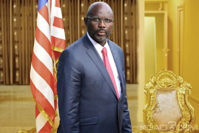 Liberia : Des serpents forcent Weah à travailler en dehors de son bureau