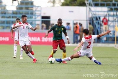 Cameroun : CAN U17, battu par les lionceaux indomptables, le Maroc émet des réserves sur  l'à¢ge des joueurs