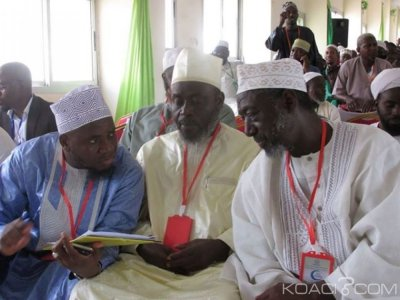 Côte d'Ivoire : Élections de 2020, « la communauté musulmane sunnite exhorte Ouattara à tout mettre en œuvre pour une année électorale paisible et sereine »