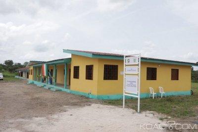 Côte d'Ivoire : Le Conseil de l'Entente offre un collège à une localité de Toumodi
