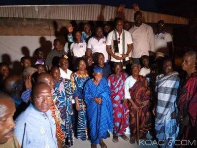 Côte d'Ivoire : À l'occasion de Paquinou à Sakassou, le siège du royaume Baoulé bénéficie d'une pompe hydraulique