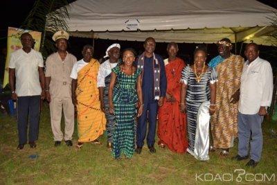 Côte d'Ivoire : Festivités de Paquinou à Botro, Amadou Koné prône la réconciliation et l'entente dans le département