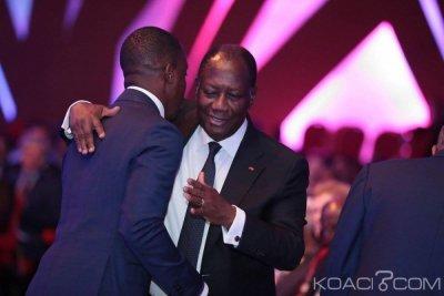 Côte d'Ivoire : Le vibrant hommage du fils de Kofi Annan à Ouattara « Alassane a récréé un pays meilleur et reste un modèle pour nous tous »