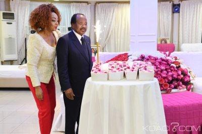 Cameroun : Quand le couple Biya célèbre ses noces d'argent ça fait le buzz