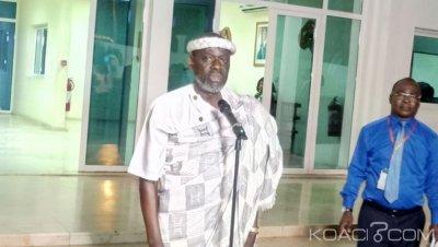 Côte d'Ivoire : Depuis Yamoussoukro, Nanan Boigny N'Dri 3 affirme que Ouattara a confié au Directoire que la CEI ne changera mais elle connaîtra quelques petites modifications