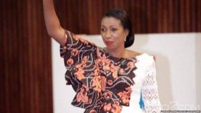 RDC:  Jeanine Mabunda, élue à la tête de l'assemblée nationale