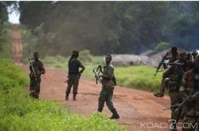 Centrafrique: Attaque du FDPC d'Abdoulaye Miskine contre un village de l'ouest, 11 otages