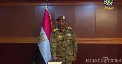 Soudan :  Démission de trois chefs militaires après une rencontre avec des leaders de la contestation