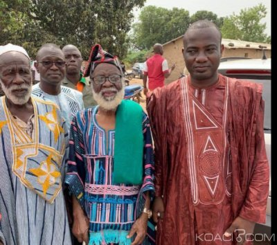 Cote d'Ivoire : Le député Touré Alpha Yaya là¢che Guillaume Soro et opte pour le RHDP