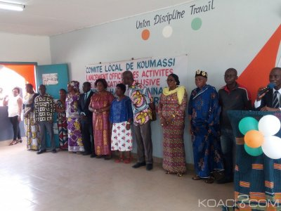 Côte d'Ivoire: Koumassi, le comité local d'éducation inclusive mis en place s'engage à lutter contre les stigmatisations et disparité à l'école