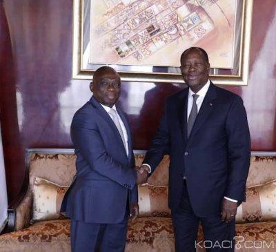 Côte d'Ivoire : Que cache la visite de KKB ce jeudi à Ouattara au palais ?