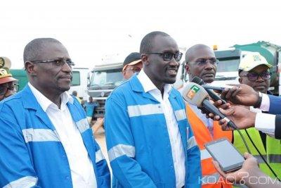 Côte d'Ivoire : Depuis Yamoussoukro, Abdourahmane Cissé révèle: «41 camions en provenance du Mali s'approvisionnent quotidiennement en produits pétroliers à la GESTOCI »