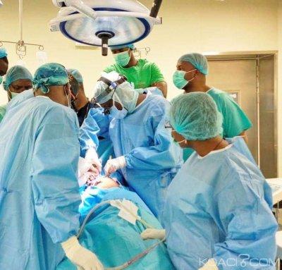 Burkina Faso : Une première chirurgie cardiaque réussie dans un hôpital de Ouagadougou