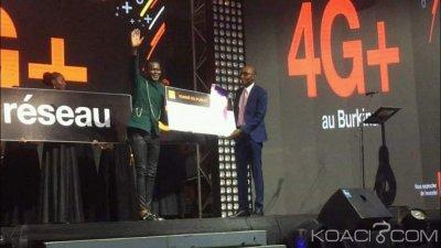 Burkina Faso-Côte d'Ivoire:  L'artiste Floby remporte le Kundé d'or, Dj Kerozen et Kiff no beat récompensés