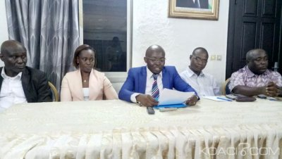 Côte d'Ivoire : UNJCI,  en attendant la fixation de la date du 10 ème congrès, la liste « Innovation, Cohésion et Fraternité » annonce sa candidature