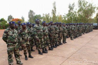 Côte d'Ivoire : Des militaires ivoiriens formés dans  la neutralisation des engins explosifs et du terrorisme