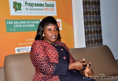 Côte d'Ivoire : Raymonde Goudou décline sa vision de l'administration moderne
