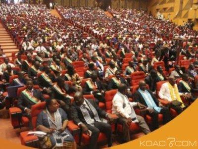 Côte d'Ivoire:  Lancement de la  première Session Parlementaire de l'année du parlement des jeunes