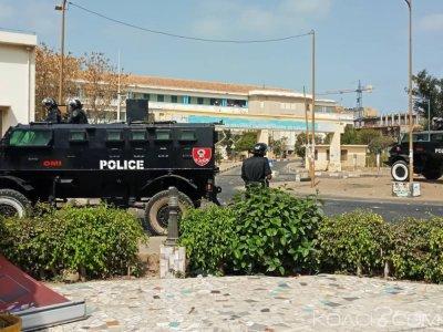 Sénégal : Mouvement d'humeur à l'université Cheikh Anta Diop à cause du retard de paiement des bourses
