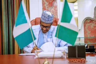 Nigeria : Préparatifs pour investiture de Buhari, réaffectation à la présidence, le gouvernement à dissoudre le 22 mai