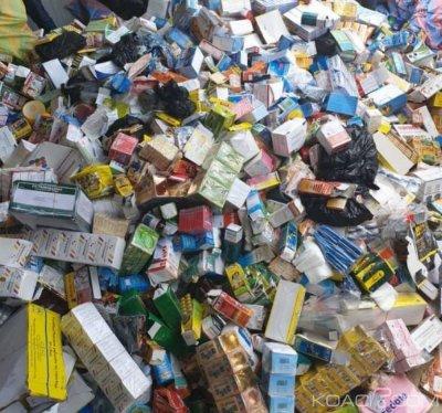 Côte d'Ivoire : Abidjan, Aka Aouélé aux vendeuses de médicaments à Roxy qu'elles sont « exposées à la rigueur de la loi »