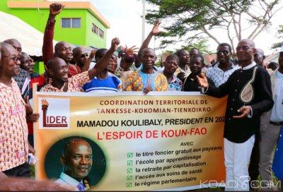 Côte d'Ivoire: Koulibaly décide de rendre l'adhésion à son parti gratuite pour les plus défavorisés