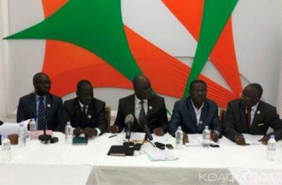 Côte d'Ivoire : Formation du bureau du parlement, après la sortie de l'opposition, les députés du RHDP apportent la réplique