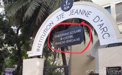 Sénégal : Interdiction du port du voile, l'institut Sainte Jeanne d'Arc de Dakar crée la polémique