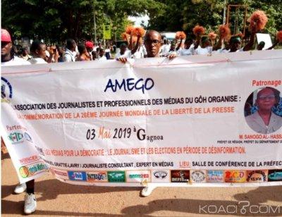 Côte d'Ivoire : Journée mondiale de la liberté de la presse  Franck Ettien « il faut encourager la décentralisation de certaines activités de l'union »