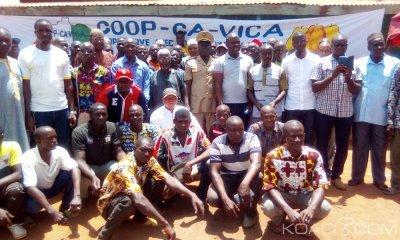 Côte d'Ivoire : Face à la mévente de la noix de cajou dans le pays, une structure vole au secours des producteurs de la région du Béré