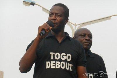 Togo : Appel de Togo Debout à l'unisson pour le changement