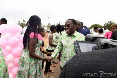 Côte d'Ivoire : Korhogo, le Gouvernement célèbre les sages-femmes et promet améliorer leur condition de travail