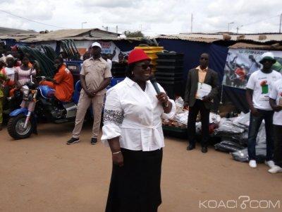 Côte d'Ivoire : Affaire génocide wê, depuis Tiassalé, Anne Ouloto répond à Simone « arrêtez d'utiliser le peuple wê comme un fonds de commerce »