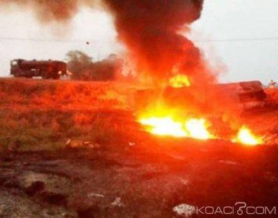 Niger : 55 morts et 36 blessés dans l'explosion d'un camion citerne non loin de l'aéroport de Niamey