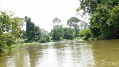 Côte d'Ivoire: Un individu suspecté de vol d'une moto se jette dans le fleuve N'Zi et meurt par noyade