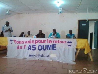 Côte d'Ivoire : Sous la houlette du maire pour l'essor du football local, l'AS Oumé renaît de ses cendres
