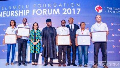 Nigéria: 5e édition du Forum d'Entrepreneuriat, la Fondation Tony Elumelu va accueillir 5000 entrepreneurs africains en juillet prochain