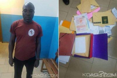 Côte d'Ivoire: Il se faisait passer pour un capitaine de gendarmerie à la Présidence pour escroquer les populations