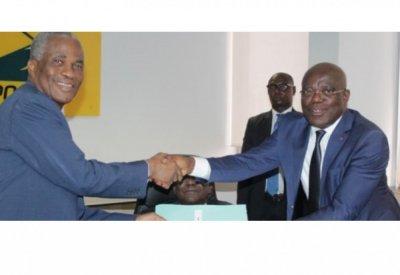 Côte d'Ivoire : Kah Zion avant son départ plaide pour un sursis à l'expulsion des services de la Poste de Postel 2001