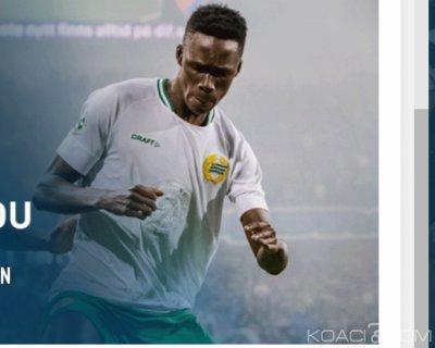 Côte d'Ivoire : Odilon Kossonou premier ivoirien qui va évoluer avec le club Belge du FC Bruges