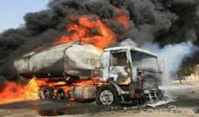 Niger : Explosion d'un camion-citerne, deuil national de trois jours en mémoire des 60 victimes