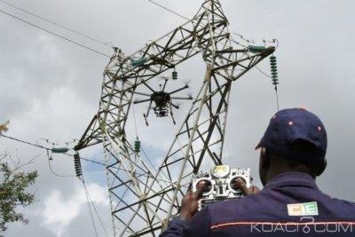 Côte d'Ivoire : La production de l'électricité a enregistré  une légère hausse de 0,33% à fin   décembre 2018