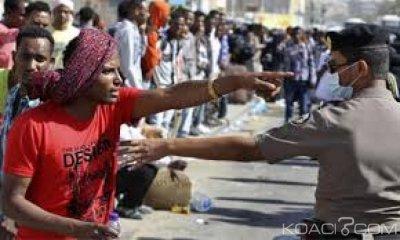 Ethiopie: Libération de 1400 clandestins détenus en Arabie Saoudite