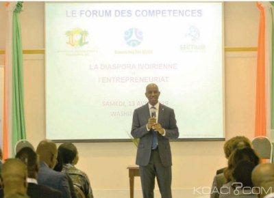 Côte d'Ivoire : Depuis les USA, Diagou «pour moi, le FCFA n'a pas son égal, nos chercheurs qui font des déclarations sur le FCFA n'ont jamais gérés quoi que ce soit »