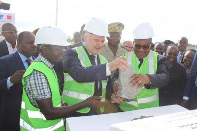 Côte d'Ivoire-France: Bingerville, un Tribunal de première instance construit dans 18 mois à plus de 5 milliards, grà¢ce au financement du C2D