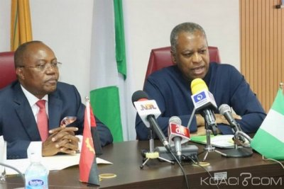 Nigeria-Angola : Accord pour renforcer la sécurité sous-régionale