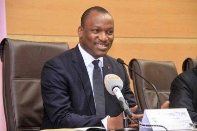 Côte d'Ivoire : Mamadou Touré annonce la prise de nouveaux textes régissant le CNJ et révèle que la subvention de cette faitière va passer de 70 à 100 millions de FCFA